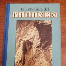 Coleccionismo deportivo: LA CONQUISTA DEL PIRINEO MARCOS FELIU SUA EDIZIOAK. Lote 206446015