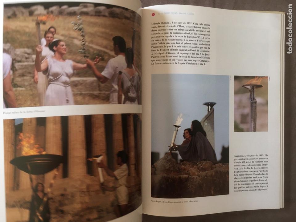 Coleccionismo deportivo: Libro Terrassa olímpica. Els jocs en la memòria. - Foto 5 - 206921547