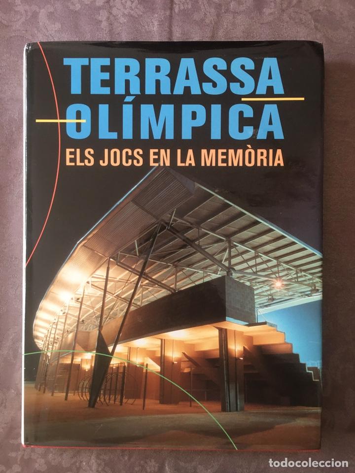 LIBRO TERRASSA OLÍMPICA. ELS JOCS EN LA MEMÒRIA. (Coleccionismo Deportivo - Libros de Deportes - Otros)