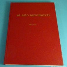 Collectionnisme sportif: EL AÑO DEL AUTOMOVIL Nº 9 1981-1982 ANUARIO F1 AUTOMOBILE YEAR. Lote 207448405