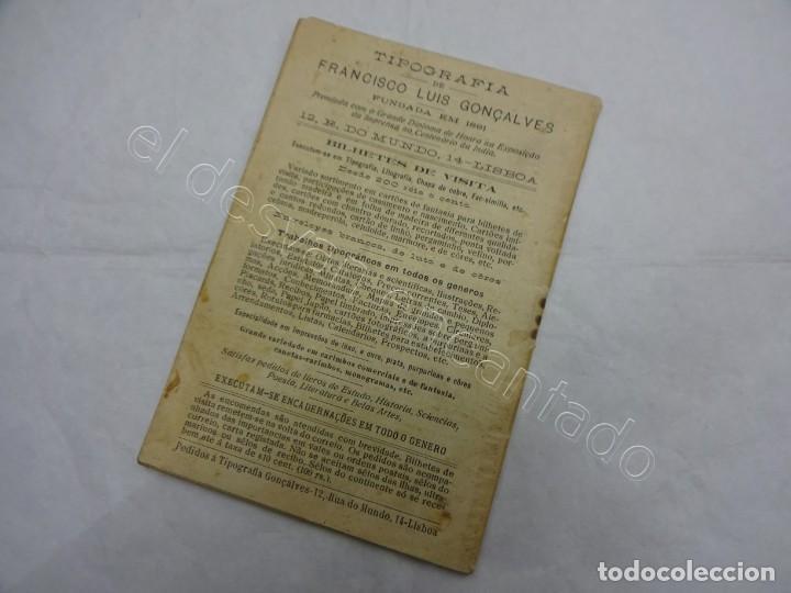 Coleccionismo deportivo: Cuadernillo muy ilustrado de lucha GRECO-ROMANA. Edición portuguesa 1917 - Foto 5 - 207483861