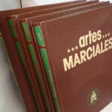 Coleccionismo deportivo: ARTES MARCIALES. ENCICLOPEDIA PRÁCTICA. (COMPLETO: 4 TOMOS: 1048 P).. Lote 207533083