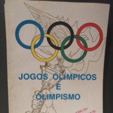 Coleccionismo deportivo: JOGOS OLIMPICOS Y OLIMPISMO BARCELONA 92. Lote 207653745
