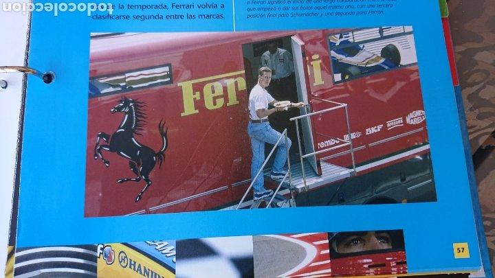 Coleccionismo deportivo: Libro archivador Formula 1 Fernando Alonso - Foto 4 - 207671681
