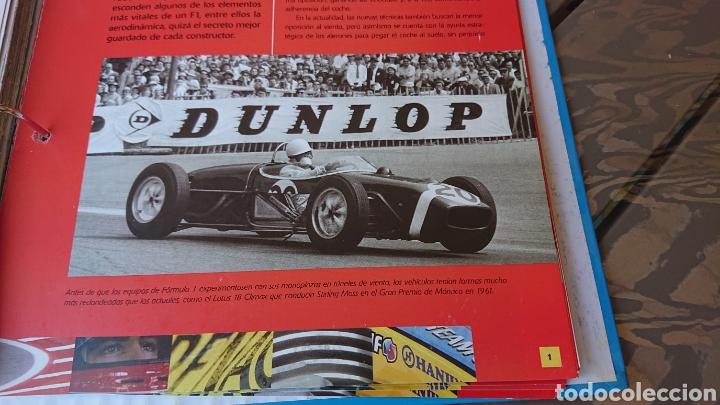 Coleccionismo deportivo: Libro archivador Formula 1 Fernando Alonso - Foto 13 - 207671681