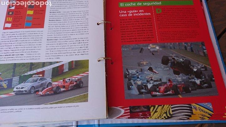 Coleccionismo deportivo: Libro archivador Formula 1 Fernando Alonso - Foto 16 - 207671681