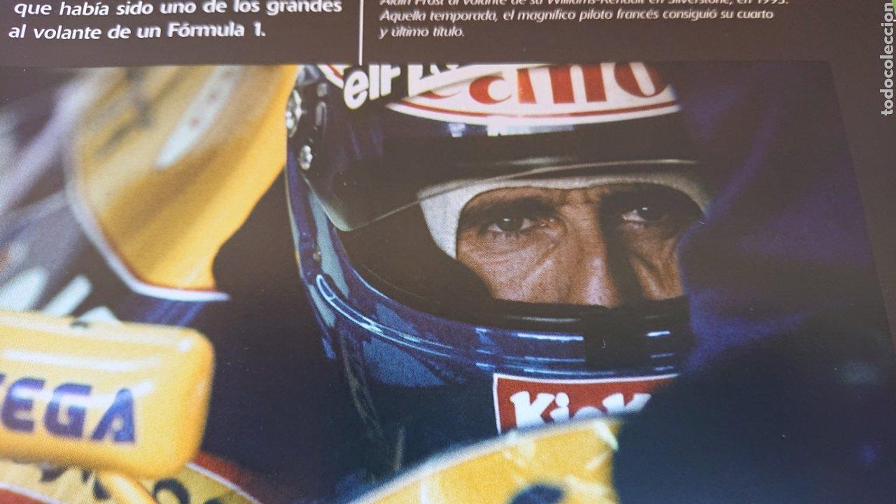 Coleccionismo deportivo: Libro archivador Formula 1 Fernando Alonso - Foto 17 - 207671681