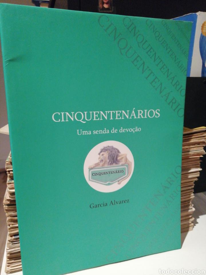 LIBRO DEL CINCUENTENARIO DEL SPORTING CLUB DE PORTUGAL (Coleccionismo Deportivo - Libros de Deportes - Otros)