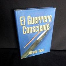 Coleccionismo deportivo: ALFREDO TUCCI - EL GUERRERO CONSCIENTE - 2003. Lote 208036578