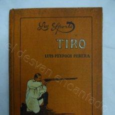 Coleccionismo deportivo: TIRO LIBRO COLECCION LOS SPORTS. AÑOS 1910S. Lote 208239021