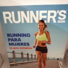 Coleccionismo deportivo: RUNNING PARA MUJERES (RUNNER'S WORLD): LA GUÍA COMPLETA. Lote 208756935