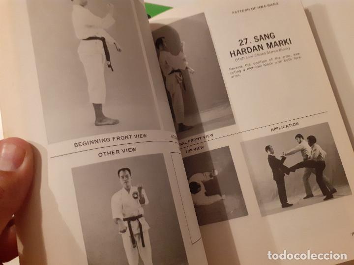 Coleccionismo deportivo: LOTE DE 3 LIBROS DE TAEKWONDO (EN INGLÉS) - JHOON RHEE - Foto 6 - 209194748