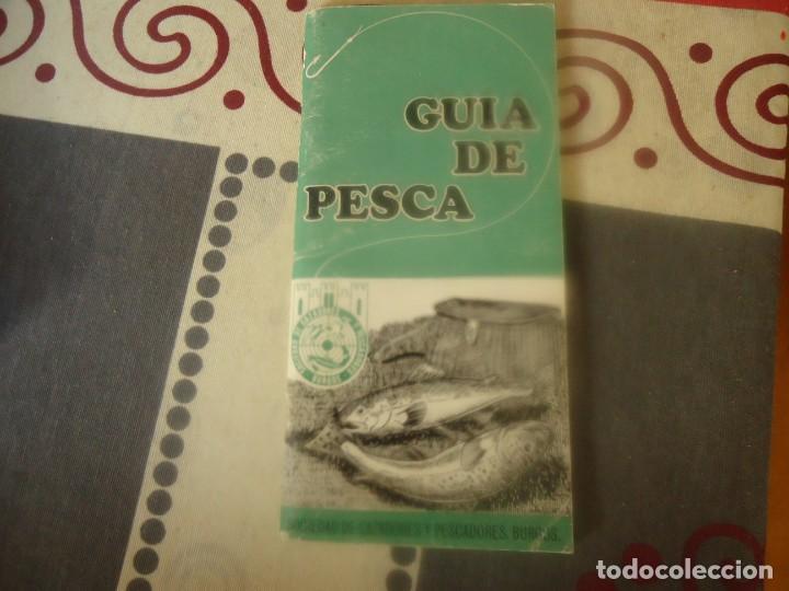 GUIA DE PESCA 1969 (Coleccionismo Deportivo - Libros de Deportes - Otros)