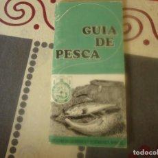 Coleccionismo deportivo: GUIA DE PESCA 1969. Lote 209334051