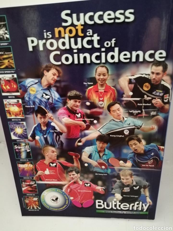 Coleccionismo deportivo: TENIS DE MESA. Manual de Entrenamiento Avanzado - Foto 2 - 209986951