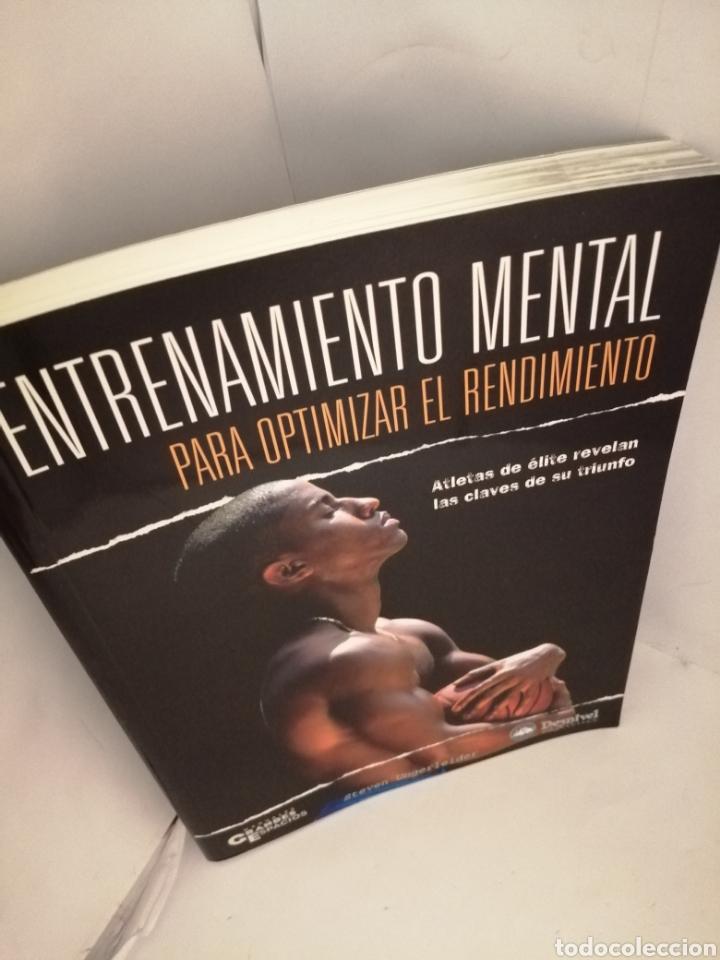 Coleccionismo deportivo: Entrenamiento mental para optimizar el rendimiento: atletas de élite revelan claves de su triunfo - Foto 3 - 210164423