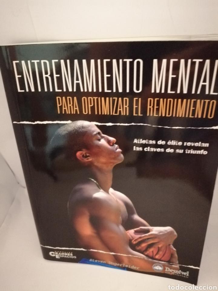 ENTRENAMIENTO MENTAL PARA OPTIMIZAR EL RENDIMIENTO: ATLETAS DE ÉLITE REVELAN CLAVES DE SU TRIUNFO (Coleccionismo Deportivo - Libros de Deportes - Otros)
