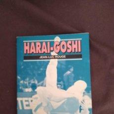 Colecionismo desportivo: HARAI GOSHI JEAN LUC ROUGE JUDO MASTERCLASS PAIDOTRIBO. Lote 210452177