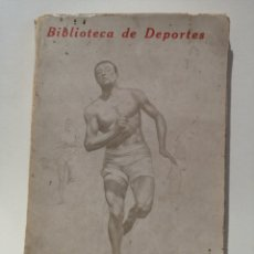 Coleccionismo deportivo: DEPORTES ATLETICOS BIBLIOTECA DE DEPORTES 1924. Lote 210774962