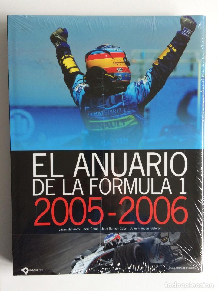 EL ANUARIO DE LA FORMULA 1 2005 - 2006 PRECINTADO (Coleccionismo Deportivo - Libros de Deportes - Otros)