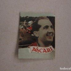 Coleccionismo deportivo: FHER DEPORTIVA LIBRITO MINILIBRO Nº 34 ALBERTO ASCARI. Lote 211591997