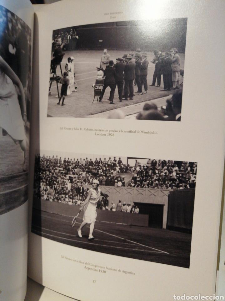 Coleccionismo deportivo: LILI ALVAREZ Historia Deporte Cultura Mujer - Foto 4 - 211641959