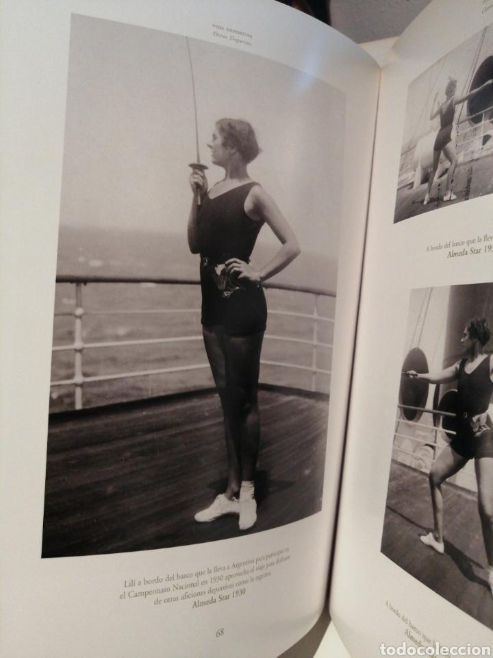 Coleccionismo deportivo: LILI ALVAREZ Historia Deporte Cultura Mujer - Foto 5 - 211641959
