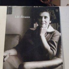 Coleccionismo deportivo: LILI ALVAREZ HISTORIA DEPORTE CULTURA MUJER. Lote 211641959