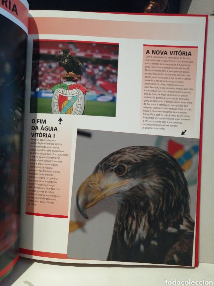 Coleccionismo deportivo: GUINNESS WORLD RECORDS Deportes EDICION ESPECIAL BENFICA - Foto 4 - 211652881