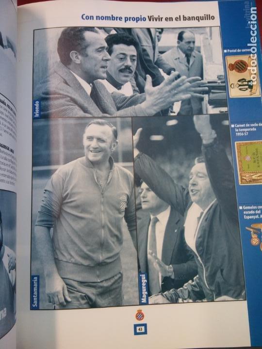 Coleccionismo deportivo: HEM FET ELS 100. RCD ESPANYOL 1900-2000. MANUEL FANLO. MUNDO DEPORTIVO - Foto 4 - 211663543