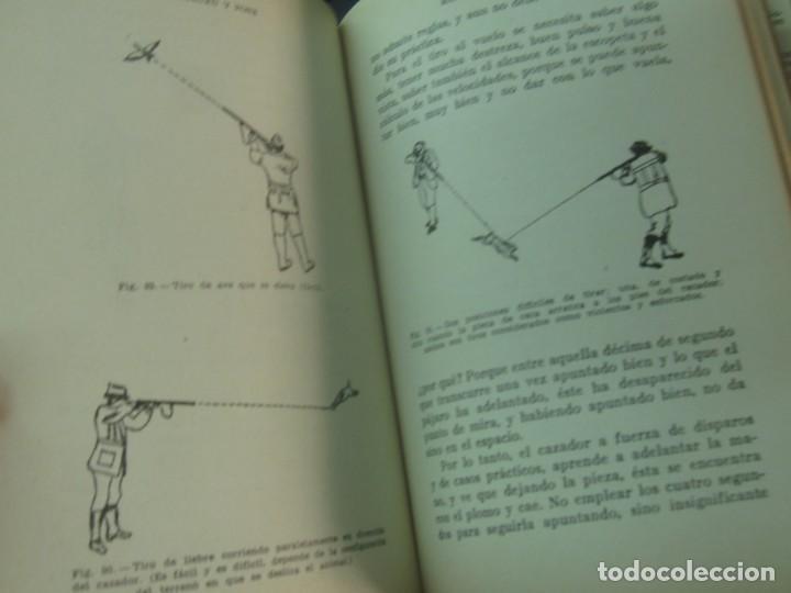 Coleccionismo deportivo: MANUAL DEL CAZADOR Y ADIESTRAMIENTO DEL PERRO DE MUESTRA VV.AA EDIT SINTES AÑOS 40 - Foto 6 - 211677500