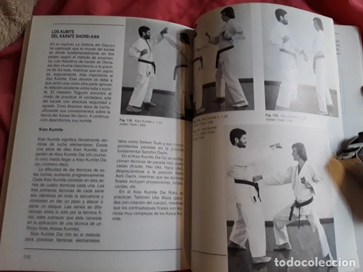 Coleccionismo deportivo: El Karate Gojuryu (Curso de karate), de Toshio Tamano. Artes marciales. Raro. - Foto 6 - 211667426