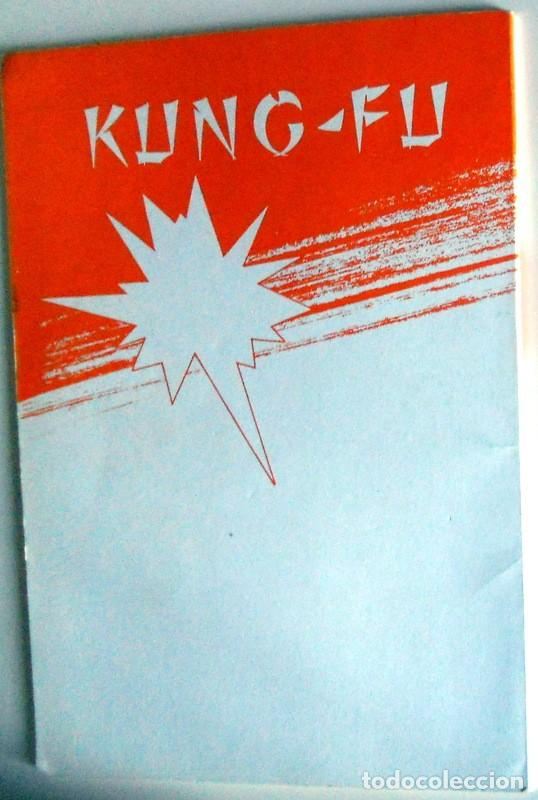 Coleccionismo deportivo: LIBRO de KUNG-FÚ - ARTES MARCIALES - KÁRATE - EXPLICACIÓN LLAVES - EDITORIAL DEMIGUEL Año 1977 - Foto 4 - 211702938