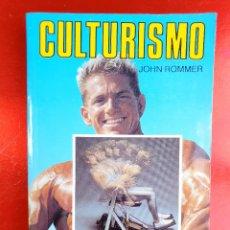 Coleccionismo deportivo: LIBRO-CULTURISMO-JOHN ROMMER-IBERLIBRO-ED. DALMAU SOCIAS-BARCELONA-8475618219-VER FOTOS. Lote 211737748