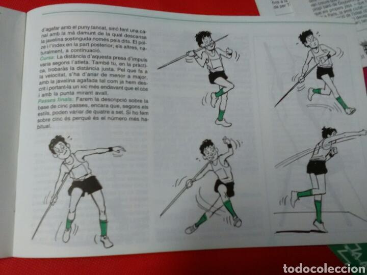 Coleccionismo deportivo: ATLETISME I II III .CAP AL 92 .A lescola mès esport que mai . - Foto 5 - 212639458
