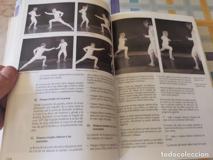 Coleccionismo deportivo: ESGRIMA COMITÉ OLÍMPICO ESPAÑOL REAL FEDERACIÓN ESPAÑOLA DE ESGRIMA 1ERA ED. 1993 - Foto 15 - 212790050