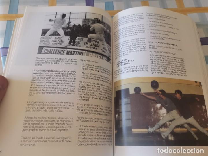 Coleccionismo deportivo: ESGRIMA COMITÉ OLÍMPICO ESPAÑOL REAL FEDERACIÓN ESPAÑOLA DE ESGRIMA 1ERA ED. 1993 - Foto 19 - 212790050