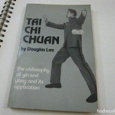 Coleccionismo deportivo: TAI CHI CHUAN -DOUGLAS LEE - N 9. Lote 213228445