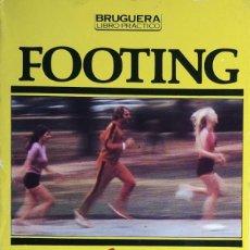 Collezionismo sportivo: FOOTING : EN FORMA TODO EL AÑO. 1ª ED. BARCELONA : BRUGUERA, 1979. (LIBRO PRÁCTICO ; 1504 / 115).. Lote 213588968