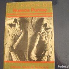 Coleccionismo deportivo: CHOI WON CHUL - TAE KWON DO. NUEVOS PUMSE. FEDERACIÓN MUNDIAL TAE KWON DO 1977. Lote 213888797
