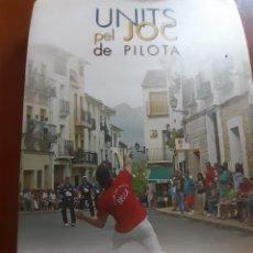 Coleccionismo deportivo: UNITS PEL JOC DE PILOTA - ROBERTO SOLDADO. Lote 214550771