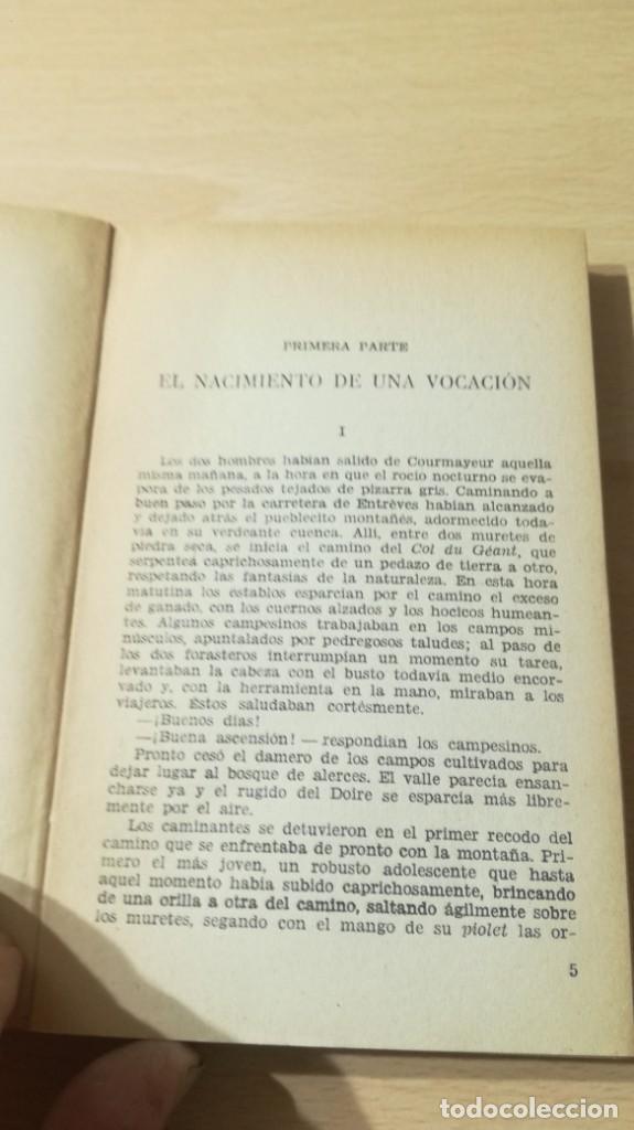 Coleccionismo deportivo: EL PRIMERO DE LA CUERDA - ROGER FRISON - JUVENTUD - ESCULTISMO MONTAÑA E-501 - Foto 5 - 215455141