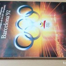 Coleccionismo deportivo: PROGRAMA OFICIAL OLIMPIADA BARCELONA 92 G603. Lote 215479721