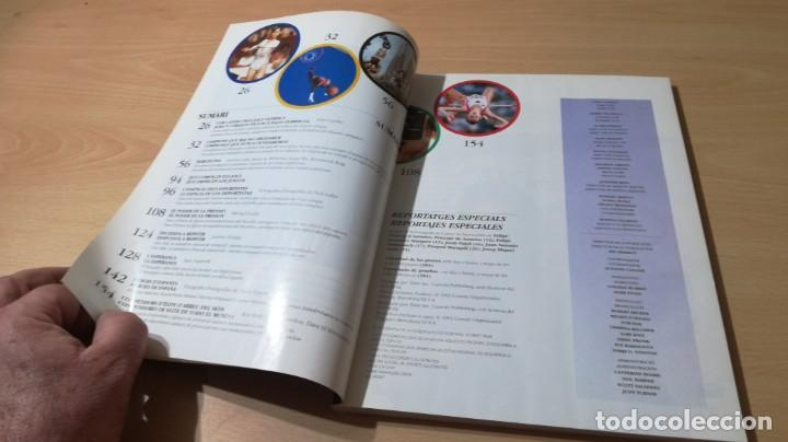 Coleccionismo deportivo: PROGRAMA OFICIAL OLIMPIADA BARCELONA 92 G603 - Foto 7 - 215479721