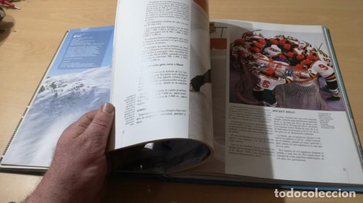 Coleccionismo deportivo: JACA UNA VOCACION OLIMPICA GRAVOL7 - Foto 16 - 215479865