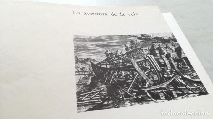 Coleccionismo deportivo: LA AVENTURA DE LA VELA - CAPINTAN DONALD MACINTYRE Z601 - Foto 11 - 215481340