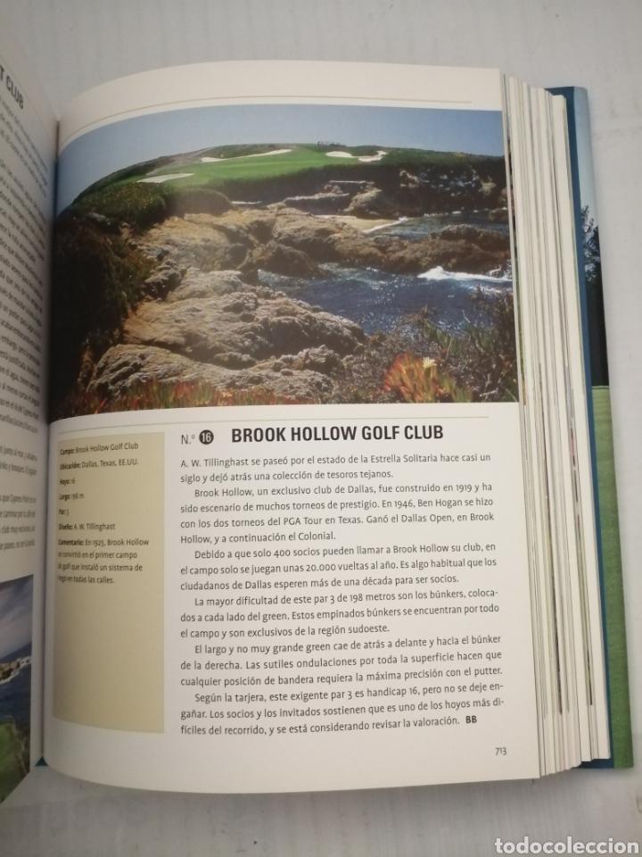 Coleccionismo deportivo: 1001 hoyos de golf que debes jugar antes de morir - Foto 3 - 216652883