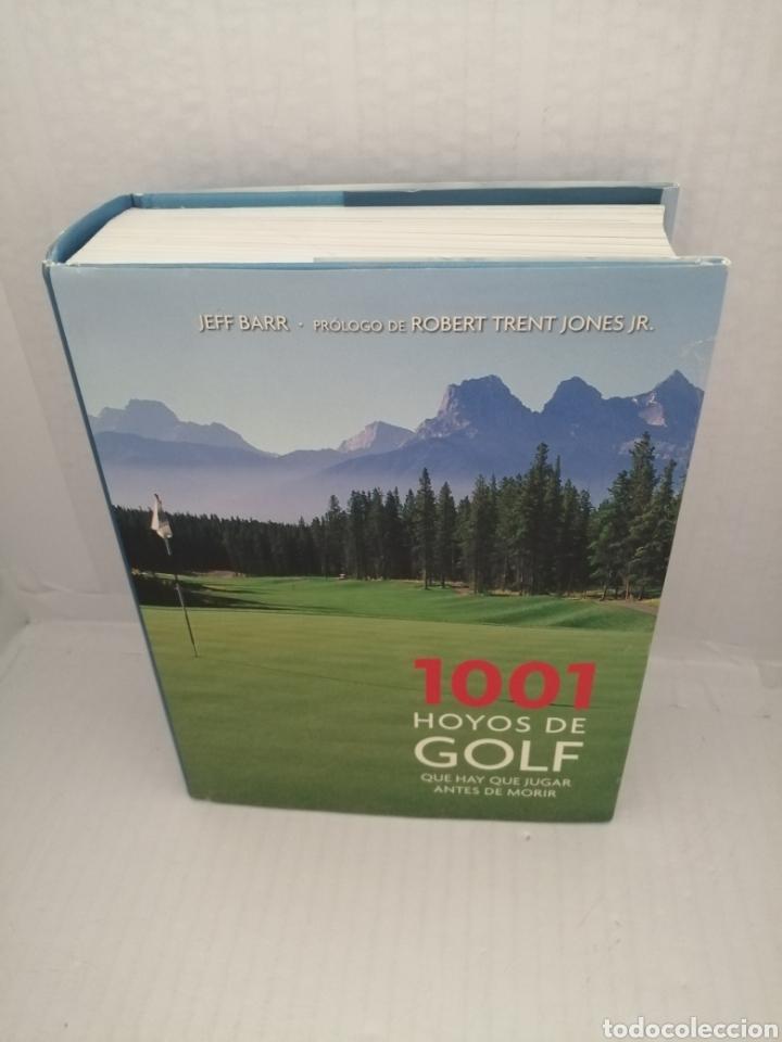1001 HOYOS DE GOLF QUE DEBES JUGAR ANTES DE MORIR (Coleccionismo Deportivo - Libros de Deportes - Otros)