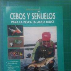 Coleccionismo deportivo: CEBOS Y SEÑUELOS PARA LA PESCA EN AGUA DULCE - HISPANO EUROPEA 1996. Lote 217542578