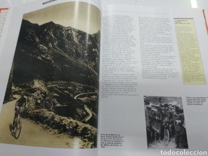 Coleccionismo deportivo: LA GRAN HISTORIA DEL TOUR 1903-1988 EL MUNDO FABULOSO DEL CICLISMO A FONDO ILUSTRADO - Foto 4 - 217717298